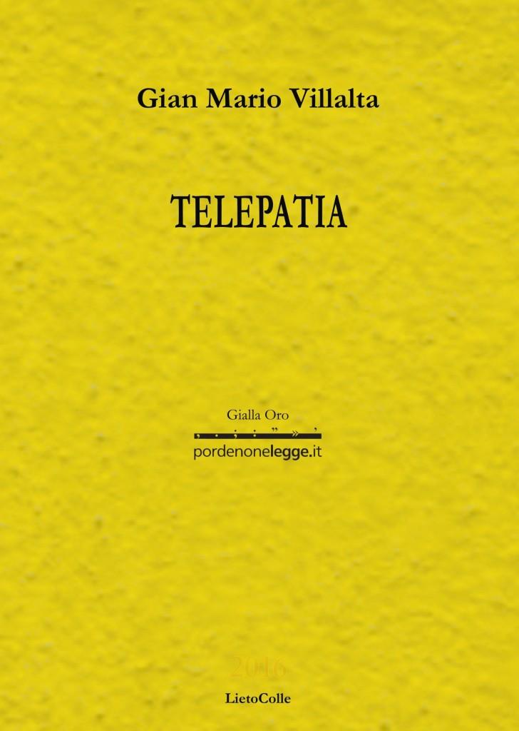telepatia copertina